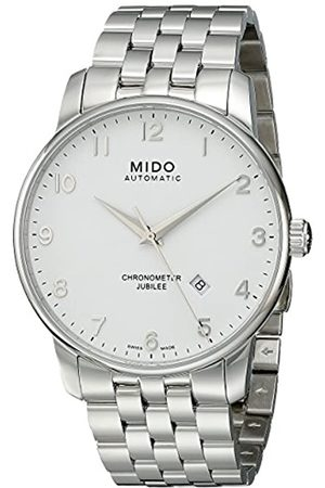 MIDO Hombre Relojes - 0 - Reloj de automático para Hombre, con Correa de Acero Inoxidable