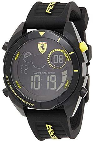 Scuderia Ferrari Hombre Relojes - ScuderiaFerrariRelojparadeCuarzoconCorreaenSilicona830744