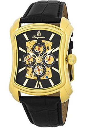 Burgmeister Hombre Relojes - Wisconsin BM113-222 - Reloj de Caballero automático