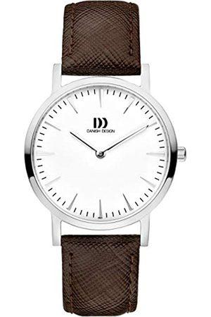Danish Design DANISHDESIGNRelojAnalógicoparaMujerdeCuarzoconCorreaenCueroIV12Q1235