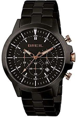 Breil Reloj para Hombre Modelo X.Large con Pulsera Acero