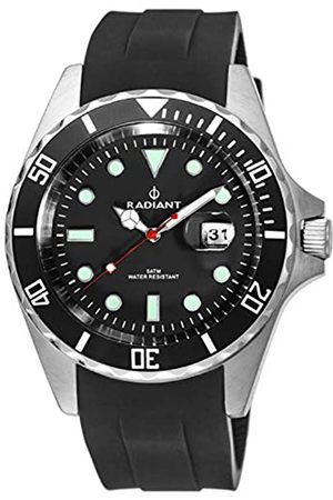 Radiant Hombre Relojes - Reloj Analógico para Hombre de Cuarzo con Correa en Caucho RA410601