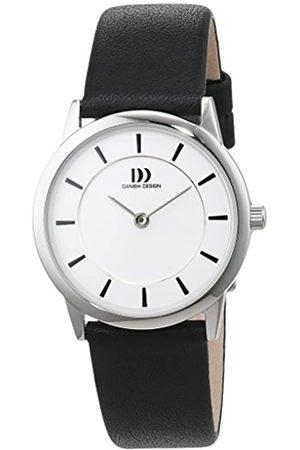 Danish Design Mujer Relojes - Reloj Cuarzo para Mujer con Analogico Y Cuero 3324588
