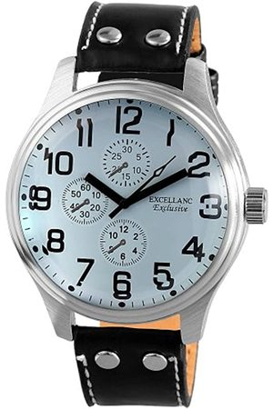 Excellanc Llanc Hombre de Relojes con Banda de Piel Poliuretano 295722000013