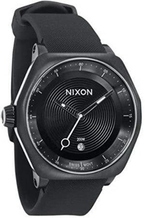 Nixon A271001-00 - Reloj analógico de Cuarzo para Hombre con Correa de plástico