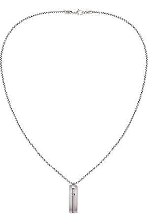 Tommy Hilfiger Jewelry Collar con colgante Hombre acero inoxidable - 2790169