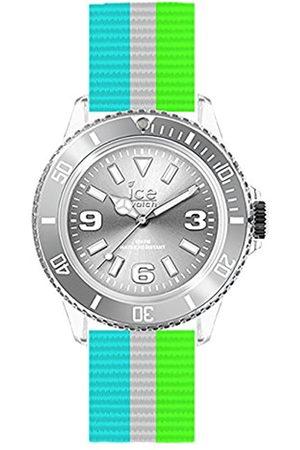 Ice-Watch – Reloj de Pulsera Unisex Ice United analógico de Cuarzo Nylon un.GA.u.n.14