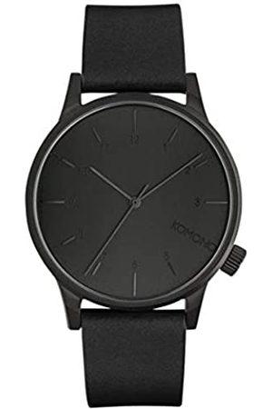 Komono Reloj Analógico de Cuarzo Unisex con Correa de Cuero – KOM-W2264