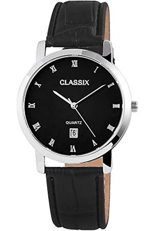 Classix Reloj Analógico para Hombre de Cuarzo con Correa en Cuero RP3102100001