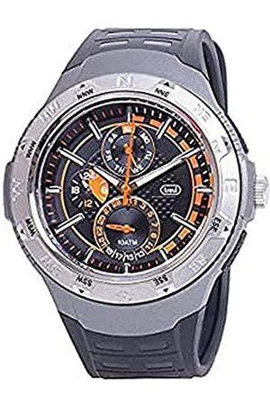 Trevi SG 330 - Reloj (Reloj de Pulsera, Unisex, Gris, Alrededor