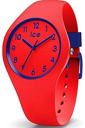 Ice-Watch ICE ola kids Circus - Reloj rosso para Niño con Correa de silicona - 014429 (Small)