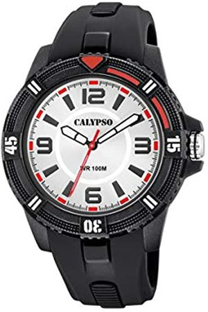 Calypso Reloj Analógico para Unisex Adultos de Cuarzo con Correa en Plástico K5759/1