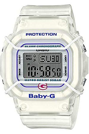 Casio Reloj Digital para Mujer de Cuarzo con Correa en Plástico BGD-525-7ER