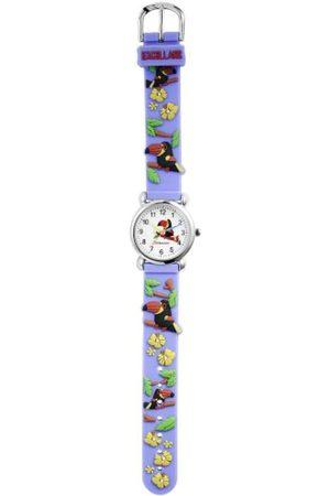 Excellanc Llanc Unisex de Relojes con Banda de Caucho 407023800004