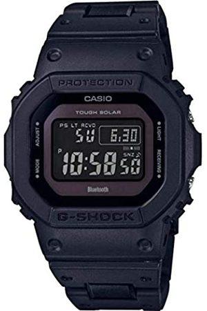 Casio Hombre Relojes - Reloj Digital para Hombre de Cuarzo con Correa en Resina GW-B5600BC-1BER