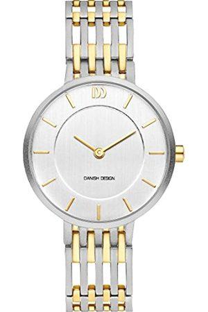 Danish Design Reloj Analógico para Mujer de Cuarzo con Correa en Titanio IV65Q1174