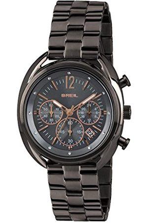 Breil Reloj Cronógrafo para Mujer de Cuarzo con Correa en Acero Inoxidable TW1678