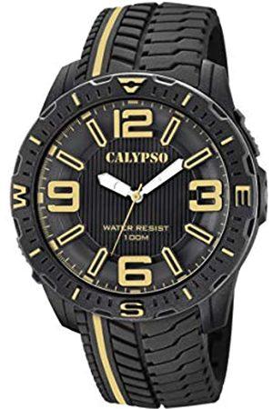 Calypso Hombre Relojes - Reloj Analógico para Hombre de Cuarzo con Correa en Plástico K5762/6