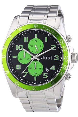 Just Watches Relojes - 48-S1230-GR - Reloj analógico de Cuarzo Unisex