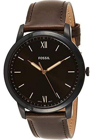 Fossil Hombre Relojes - Reloj Analógico para Hombre de Cuarzo FS5551