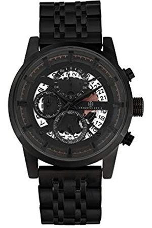 Trendy Classic Reloj Analógico para Hombre de Cuarzo con Correa en Acero Inoxidable CM1055-20