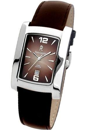 Pierre Lannier 025J194 - Reloj analógico de Cuarzo para Hombre con Correa de Piel