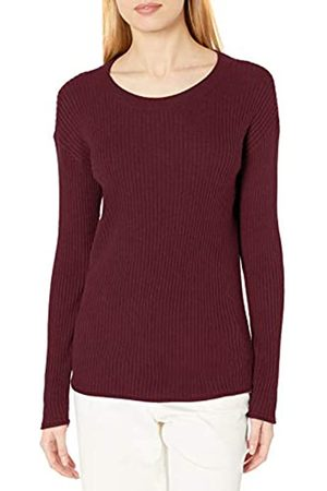 Daily Ritual Ultra-Soft Rib Knit Sweater Pullover-Sweaters