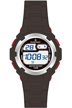 Radiant Reloj Unisex Adultos de Digital con Correa en Caucho RA446602