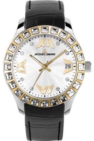 Jacques Lemans Mujer Relojes - Rome 1-1571V - Reloj de Mujer de Cuarzo