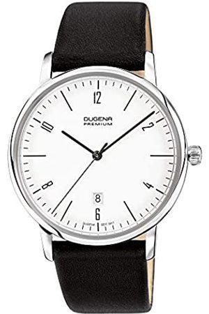 DUGENA Hombre Relojes - Premium - Reloj de Cuarzo para Hombre, con Correa de Cuero