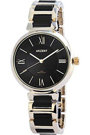 Akzent Efecto It's_amaz-Reloj analógico con Mecanismo de Cuarzo SS7801000016