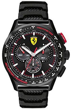 Scuderia Ferrari Reloj Analógico para Hombre de Cuarzo con Correa en Silicona 0830738
