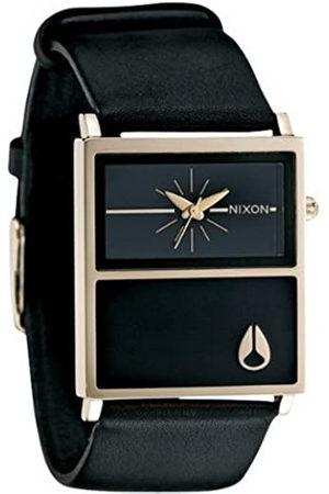 Nixon Mujer Relojes - A576503-00 - Reloj analógico de Cuarzo para Mujer con Correa de Piel