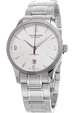 Victorinox Reloj Analógico para Unisex de Automático con Correa en Acero Inoxidable 241715.1