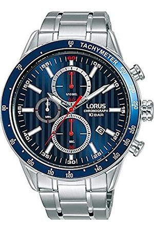 Lorus Hombre Relojes - Reloj Analógico para Hombre de Cuarzo con Correa en Metal RM329GX9