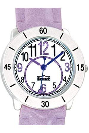 Scout 280314001 - Reloj analógico infantil de cuarzo con correa textil