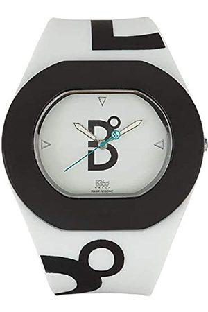 B360 Relojes - Unisex-Reloj B Cool White and Talla Mediana