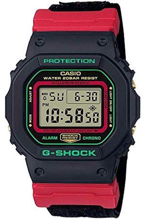 Casio Hombre Relojes - Reloj. DW-5600THC-1ER