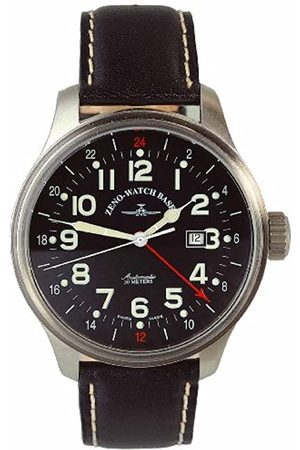 Zeno Pilot Oversized 8563-a1 - Reloj de Caballero automático