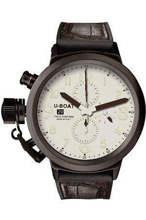 U-BOAT Hombre Relojes - FlightdeckCeramic 50 5414 - Reloj de Caballero automático
