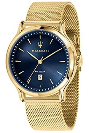 Maserati Hombre Relojes - Reloj para Hombre, Colección Epoca, Solo Tempo
