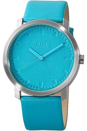 Just Watches 48-S9173-BL - Reloj de Pulsera Unisex, Piel
