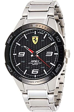 Scuderia Ferrari ScuderiaFerrariRelojAnalógicoparaHombredeCuarzoconCorreaenAceroInoxidable830641