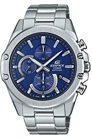 Casio Reloj Analógico para Hombre de Cuarzo con Correa en Acero Inoxidable EFR-S567D-2AVUEF