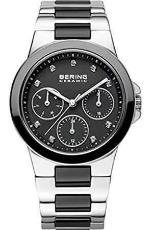 Bering Reloj Analógico para Mujer de Cuarzo con Correa en Acero Inoxidable 32237-742