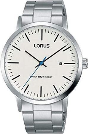 Lorus Reloj analogico para Hombre de Cuarzo con Correa en Acero Inoxidable RH991JX9