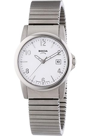 Boccia 3080-06 - Reloj de Caballero de Cuarzo