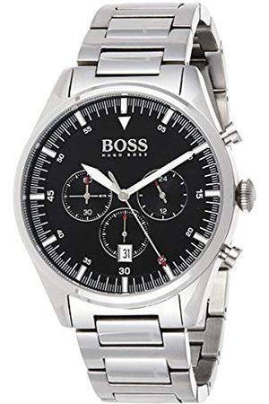 Hugo Boss Reloj Analógico para Hombre de Cuarzo con Correa en Acero Inoxidable 1513712