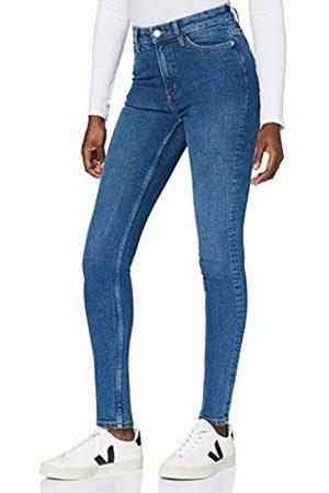 MERAKI Mujer Cintura alta - USAPP4 Jeans Ajustados