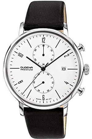 DUGENA Premium - Reloj de Cuarzo para Hombre, con Correa de Cuero